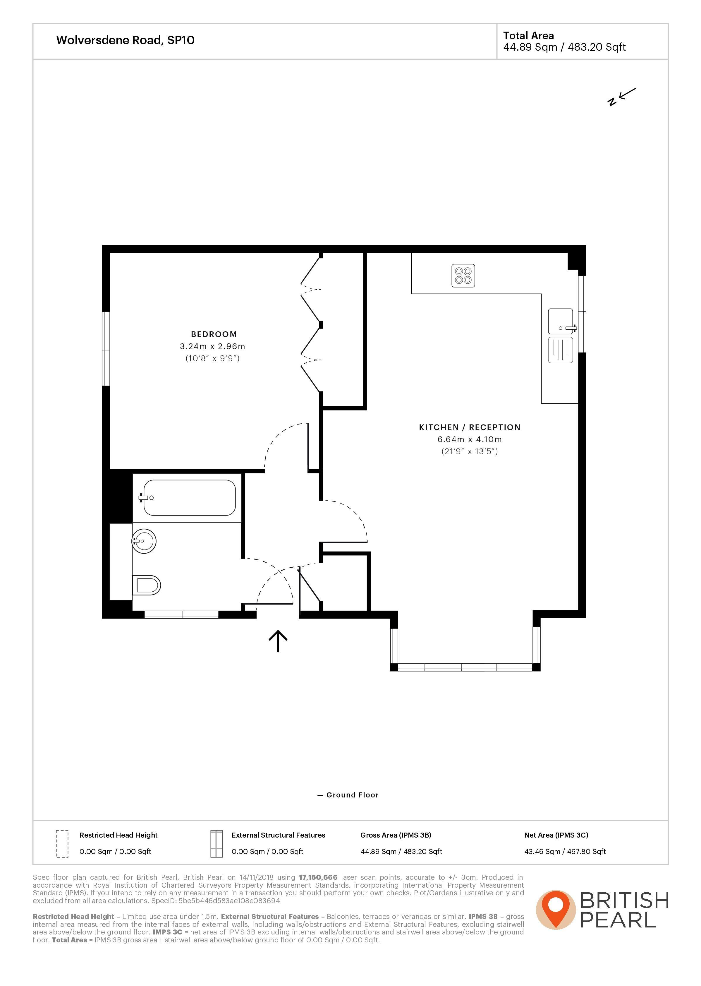 Floor plan - Andover Floorplan