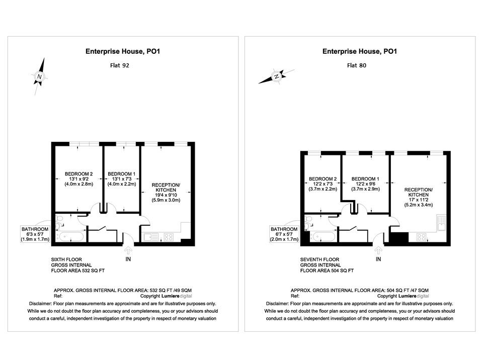 Floor plan - Floorplan