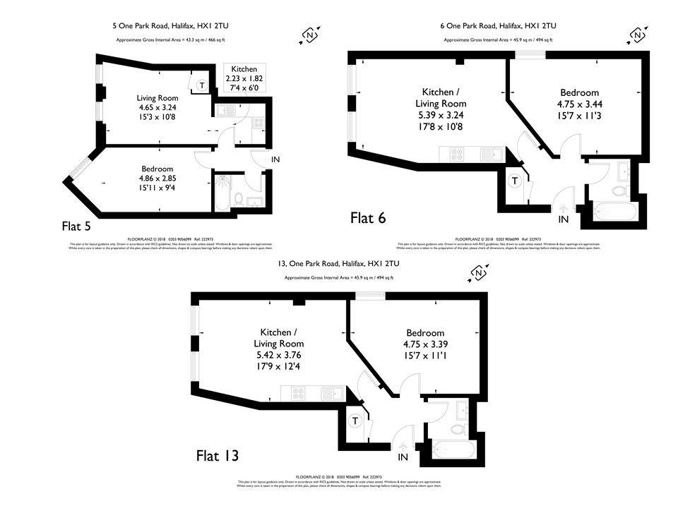 Floor plan - Halifax Floorplan